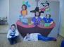 Piráti - projekt družina